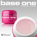 Żel UV Base One Pastel Pink 5 g.