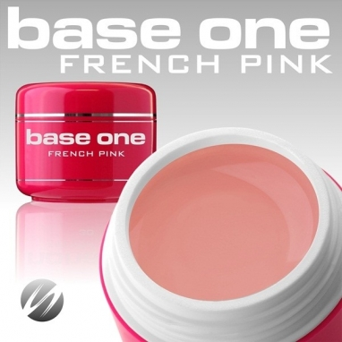 Żel Jednofazowy UV Base One French Pink 15 g.