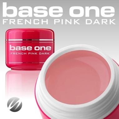 Żel Jednofazowy UV Base One Dark French Pink 30 g.