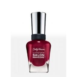 SALLY HANSEN Complete Salon  Manicure Red Zin 14,7 ml