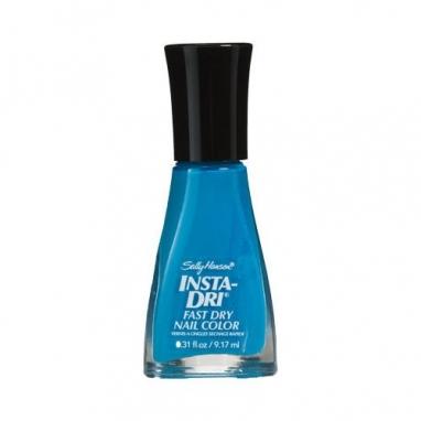 SALLY HANSEN Insta Dry Szybkoschnący Blue By 9,17 ml.