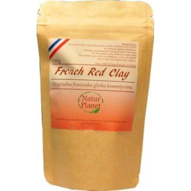Glinka Czerwona Kosmetyczna 100 g