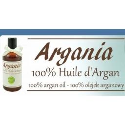 Olej Arganowy 100% Argania 30 ml