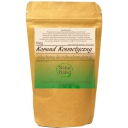 Korund Kosmetyczny Mikroderambrazja Peeling 100 g