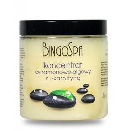 Koncentrat Cynamonowo - Algowy z L-karnityną Bingo Spa  250 g