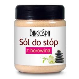 Borowinowa Sól do Stóp BingoSpa 550 g