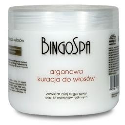 Arganowa Kuracja Do Włosów 500 ml