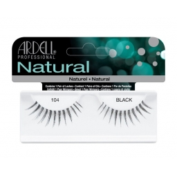 Ardell Natural Demi Black 104