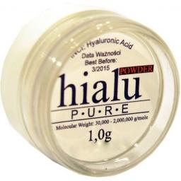 Kwas Hialuronowy Hialu - Pure proszek 1g