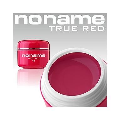 Żel UV No Name Color True Red  5g