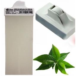 Wosk Tea Tree Oil Drzewo Herbaciane z  Minirolką 100 ml