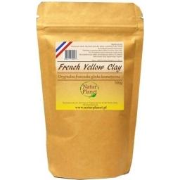 Glinka Żółta Oryginalna Francuska 100 g