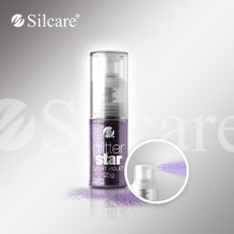 Sypki Brokat z Rozpylaczem Light Violet 25 g