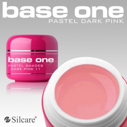 Żel UV Base One Pastel Dark Pink 5 g.