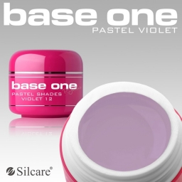 Żel UV Base One Pastel Violet 5 g.