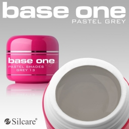 Żel UV Base One Pastel Grey 5 g.