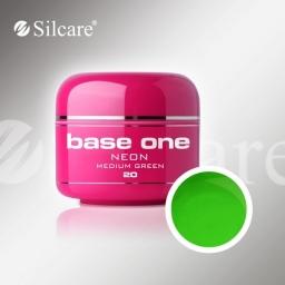 Żel Kolorowy Neon Medium Green  5g