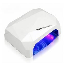Lampa CCFL+LED Diamond 36 W  White