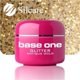 Żel Glitter Antique Gold 5g