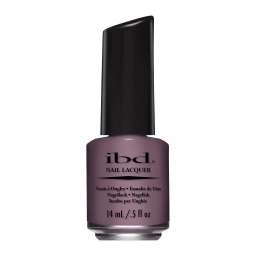 IBD Lakier Do Paznokci Smokey Plum Pink 14 ml