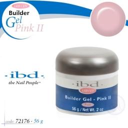 IBD LED/UV BUILDER GEL 56 GRAM PINK II