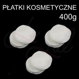 Płatki kosmetyczne okrągłe małe 400 g