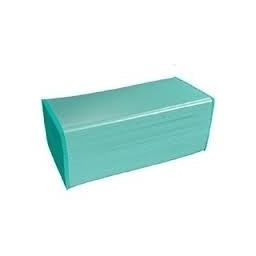 Ręczniki PREMIUM 200 szt. zielone A