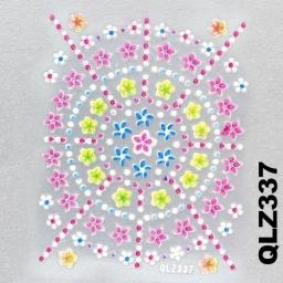 Naklejka 3 D Na Paznokcie QLZ337