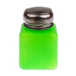 Dozownik z Metalową Pompką 120 ml Zielony