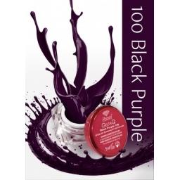 Żel UV kolor GeltaQ 100 Black Purple