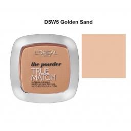 Loreal True Match The Powder W5 Golden Sand
