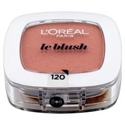 L'Oreal True Match Blush Aksamitny Róż do Policzków nr 120 Sandalwood Pink