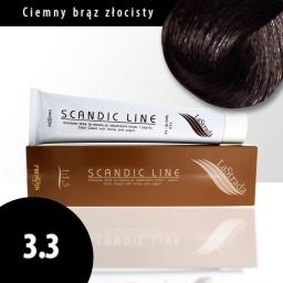 PROFIS - SCANDIC LINE LASTRADA - 3.3 Ciemny Brąz Złocisty - 100 ml