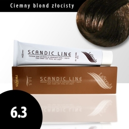 PROFIS - SCANDIC LINE LASTRADA - 6,3 Ciemny Blond Złocisty - 100 ml
