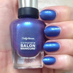 SALLY HANSEN Complete Salon  Manicure 842 Indigo Wave 14,7 ml