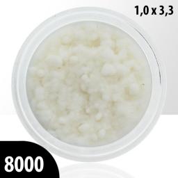 Kaszmirowy Puder Aksamit  Biały 5 ml