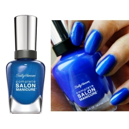 SALLY HANSEN Complete Salon  Manicure 828 Batbano Blue 14,7 ml
