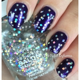 Sally Hansen Lakier Complete Salon Open Mica Night Nr 640