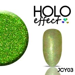 Efekt Holo Zielony. Słoiczek 5 ml.
