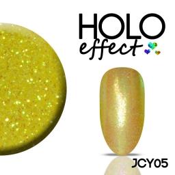 Efekt Holo Żółty. Słoiczek 5 ml.