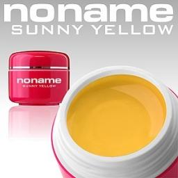 Żel UV No Name Color Sunny Yellow 5g