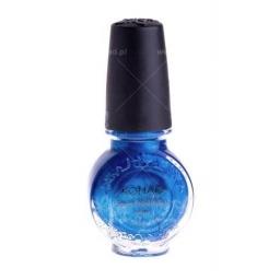 Konad Lakier Do Wzorków Niebieski Perłowy 11 ml