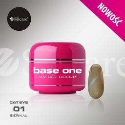 Base One Cat Eye Efekt Kociego Oka 01