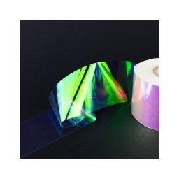 Folia Efekt Szkła nr 6a Arkusz 4 cm x 30 cm