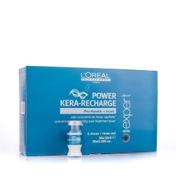 LOREAL PRO KERATIN REFILL ampułka 10 ml.
