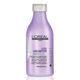 Loreal Liss Unlimited szampon wygładzający 250 ml.
