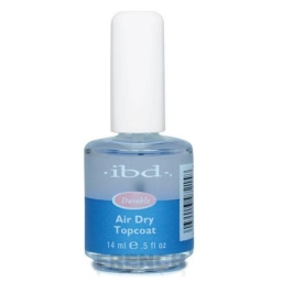 IBD Air Dry Top coat 15 ml.