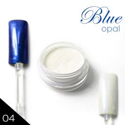 METAL MANIX - BLUE OPAL