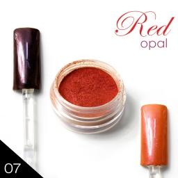 METAL MANIX - red opal