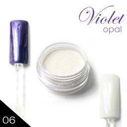 METAL MANIX - violet opal